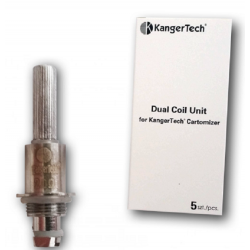 KangerTech Upgraded Dual Coil Heads